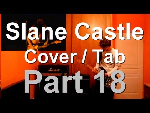 RHCP - Power of Equality live Slane Castle [Cover + Tab]