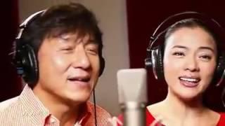 jackie chan sing