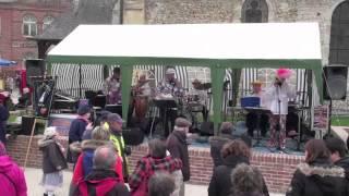 JUKEBOX MELODY à la Foire aux ânes de Moyaux - 21 mars 2015