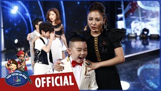 vietnam idol kids 2017 - gia bao cau be buon dua le nhat la day