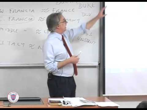 Bilkent HIST417 20111202 LECTURE15n   Kingship & Domesday Book