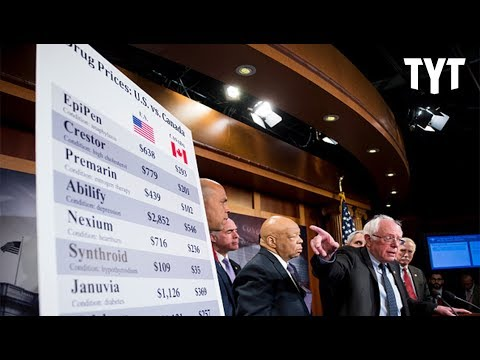 Bernie's Drug Price Bill Will Save Billions of Lives...And Dollars!