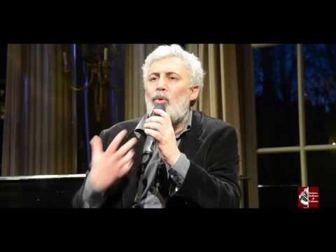 Francesco Piccolo à l'Institut culturel italien - Paris (mars 2014)