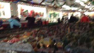 Christmas Village Train Layout  Ho Scale
