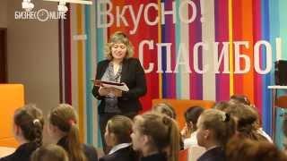Урок добра провели в казанской школе №146