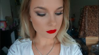 Super Simple Glam| Ruby Woo by MAC ♥ Thumbnail