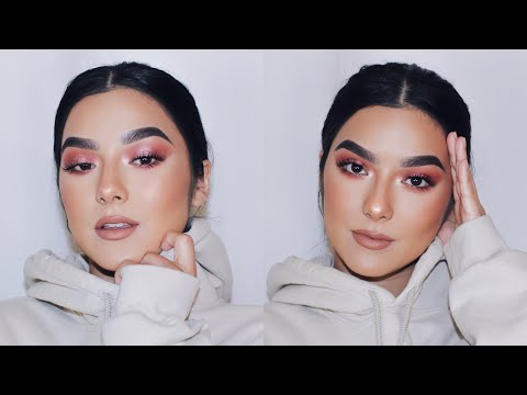 FULL DRUGSTORE VALENTINES DAY GLAM! | Faye Claire