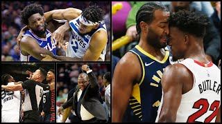NBA | Best Ejections Of The 2019-20 Season! ᴴᴰ