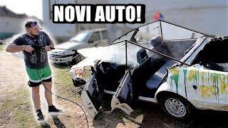 NOVI AUTO - DUBINSKO PRANJE FORDA #2
