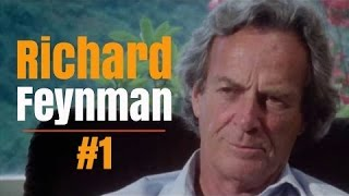 Gambar cover Best of Richard Feynman debates, lectures, Arguments, and interviews #1| Mind blowing documentary