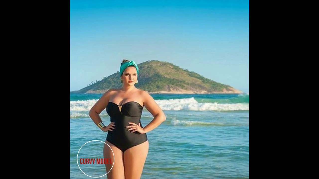 curvy model | mexican girls are blowing up atmosphere in bikini