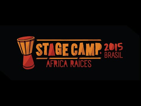 Stage Camp Africa Raices 2015 Brasil