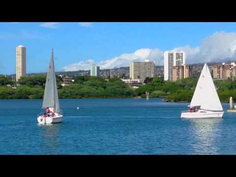 Rainbow Bay Marina, Pearl Harbor, Hawaii