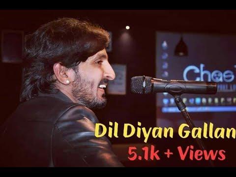 Dil Diyan Gallan | Unplugged Cover Song |DILKHUSH Sharma | Atif Aslam | TIGER ZINDA HAI