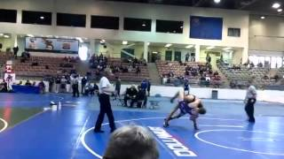 Hayden Kaae - NCAA NAIA 2013-14 Wrestling Recruiting Video