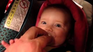 BABY EATS KEYS