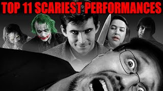 Top 11 Scariest Performances - Nostalgia Critic