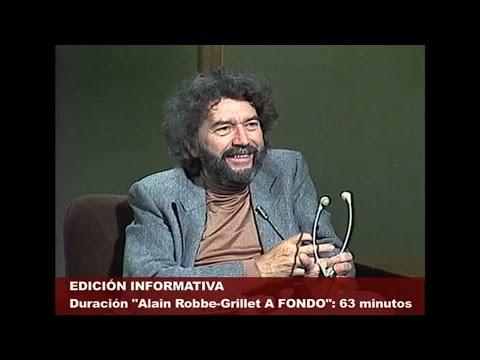 ROBBE GRILLET, Alain - A FONDO (EDICIÓN INFORMATIVA)