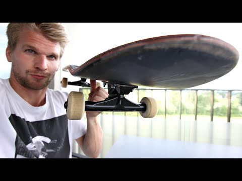 The Lightest Skateboard in the World - SETUP & REVIEW