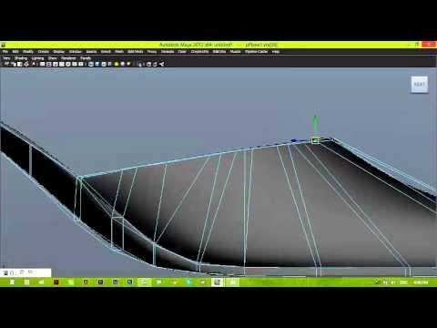 Hướng dẫn dựng hình đôi guốc với phần mềm Maya
