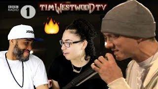Eminem biggest ever freestyle in the world! - Tim Westwood REACTION