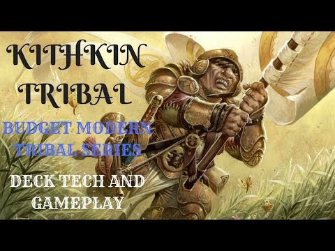 MTG - Kithkin Tribal - Budget Modern Tribal Series