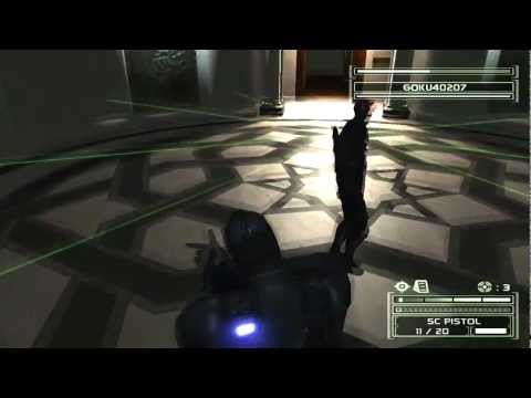 Cyber and Jelly play Splinter Cell:Chaos Theory Panama Ep.4