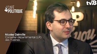 Café Politique n°57 – Nicolas Dainville (LR), Conseiller Départemental des Yvelines