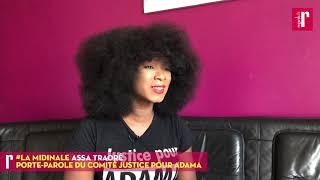 Assa Traoré : « Le mouvement des gilets jaunes ne peut pas se faire sans nous »