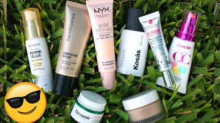 BATTLE of SKIN-LIKE Makeup | Foundation Alternatives for Oily Skin