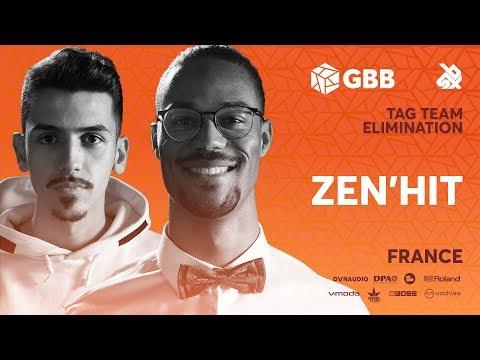 ZEN'HIT | Grand Beatbox Battle 2019 | Tag Team Elimination