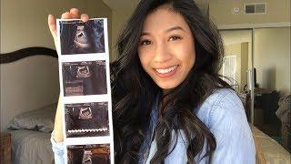 5-9 WEEKS Pregnancy Update | Ultrasound & Baby Bump