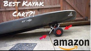 ABN kayak cart review 2018 (Amazon Kayak cart)