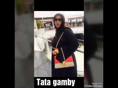 Mohamed Diaby chante tata Gamby
