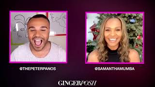 Samantha Mumba Opens Up About Her Comeback And Female Empowerment | GINGERPOSH