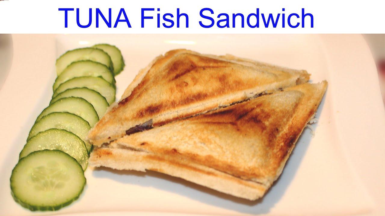 Diy yummy tuna fish sandwich in 10 minutes recipe youtube for How to make tuna fish sandwich