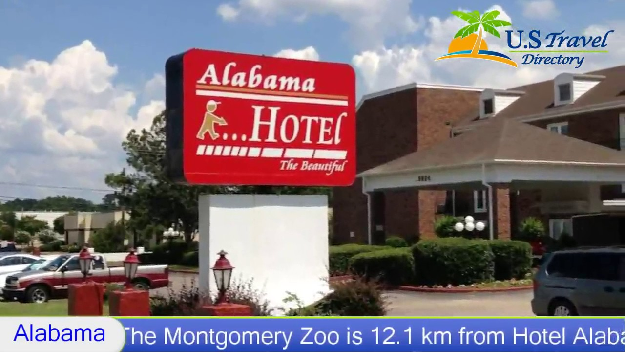 hotel in montgomery al