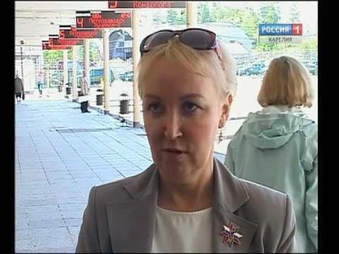 В Карелии обострилась ситуация с автобусными перевозками