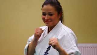 Trening Opolskiego Klubu Karate Kyokushin