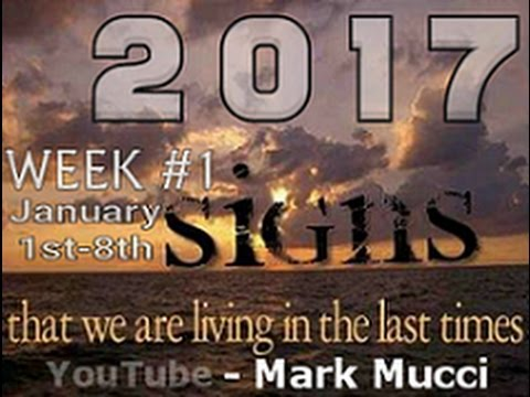 2017-The End Of Days? Week 1