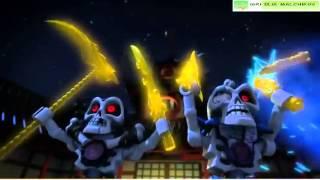 LEGO Ninjago  НОВЫЕ МАСТЕРА КРУЖИТЦУ