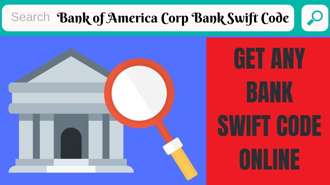 bank of america swift code nj