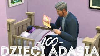 The Sims 4 Pl : Wyzwanie 100 dzieci Adama #142 - Urodziny Venus