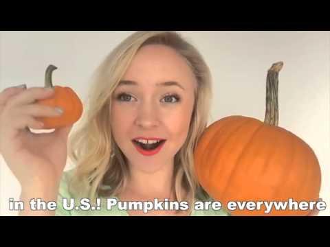 OMG!美语 Pumpkins!