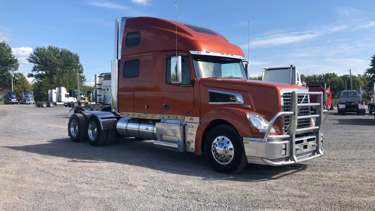 2007 volvo vt64t880 for sale