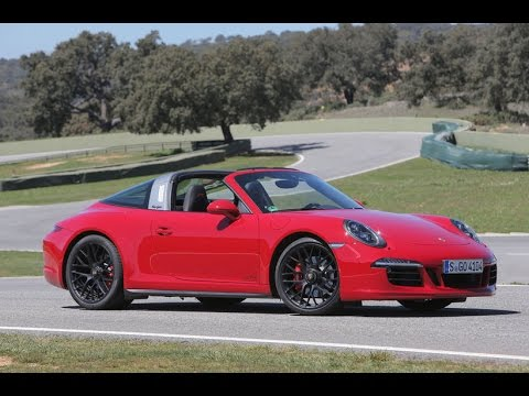 Porsche 911 Targa 4 Gts 2016 Car Review Youtube