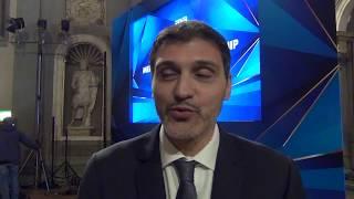 30-11-2017: #fivbmenswch - Samuele Papi commenta i sorteggi mondiali maschili di volley 2018.