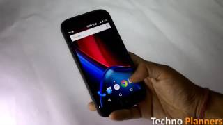 Use fingerprint as home button on any Android without ROOT | Moto G4 Plus | Moto Z screenshot 2
