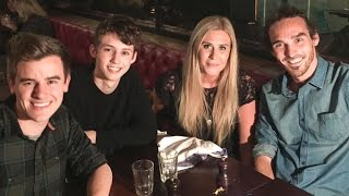 DINNER WITH CONNOR & TROYE