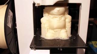 3D PRINTING with the Up Plus 2 at Simulacrumstudios